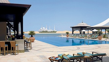 Pool Day Pass Shangri-La Hotel Abu Dhabi