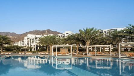 Pool Day Pass InterContinental Fujairah Resort Al Aqah