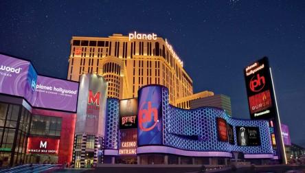Pool Day Pass Planet Hollywood Resort & Casino Las Vegas