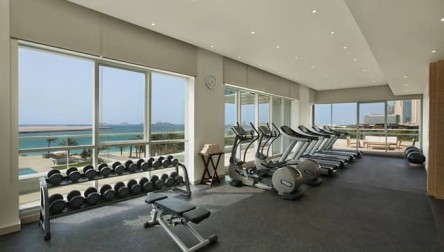 Gym Day Pass DoubleTree by Hilton Jumeirah Dubai