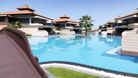 Pool Day Pass Anantara The Palm Dubai Resort Dubai