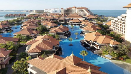 Pool Day Pass Anantara The Palm Dubai Resort Dubai
