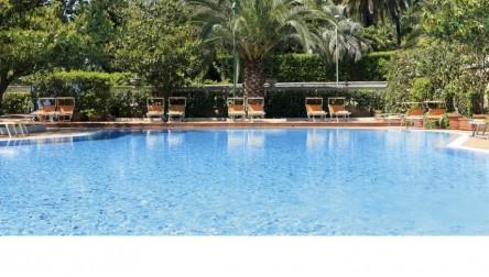 Pool Day Pass Grand Hotel del Gianicolo Rome