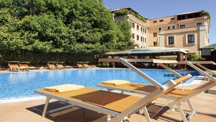 Pool Day Pass Grand Hotel del Gianicolo Rome
