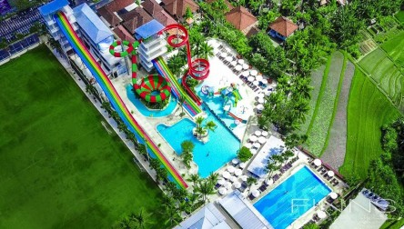Pool Day Pass Finns Recreation Club Canggu