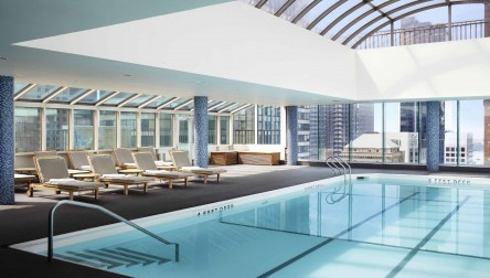 Pool Day Pass Le Parker Meridien New York New York